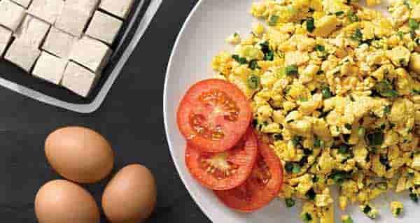 Resep Telur dan Tahu Orak-Arik