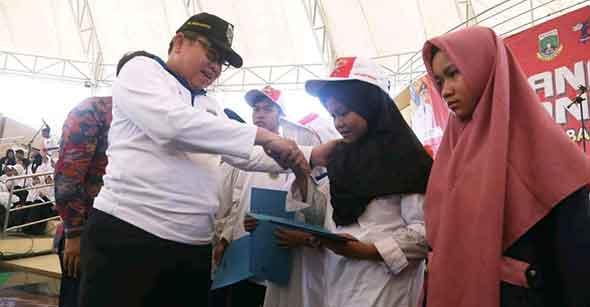 Peringati HAN, Pemprov Banten Serius Bangun Daerah Layak Anak