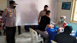 Ratusan Masyarakat Kecamatan Serang Disuntik Vaksin Covid-19