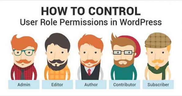Peranan Pengguna di WordPress