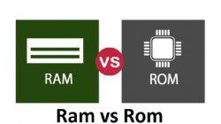 perbedaan ram dan rom hp android