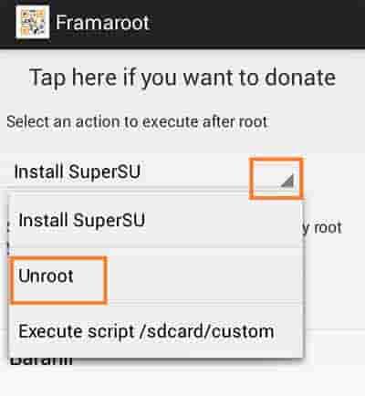 Cara Unroot HP Android Semua Merk Tanpa PC