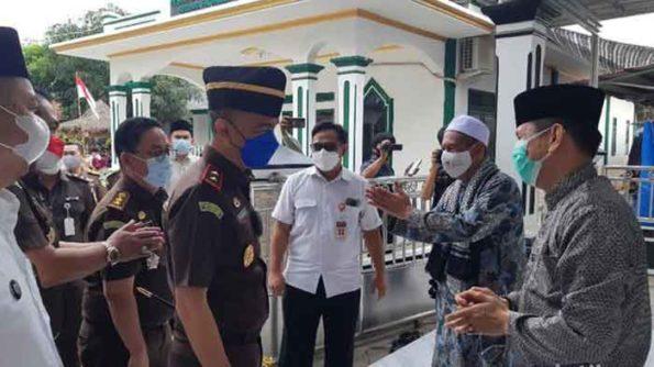 Kejaksaan Tinggi Soroti Pungli Parkir Liar di Banten Lama