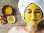 Manfaat Masker Kunyit untuk Wajah, Ini Cara Membuatnya