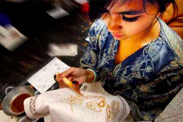 Motif batik Nusantara Indonesia Ciri Khas Corak Setiap Daerahnya